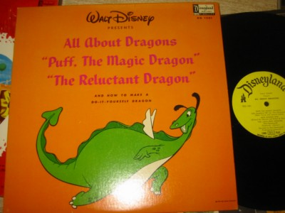 ALL ABOUT DRAGONS - DISNEY { R 1266